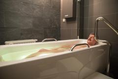 Kąpiel perełkowa