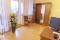 Apartament - sypialnia